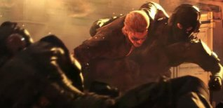 Metal Gear Survive. Анонсирующий трейлер