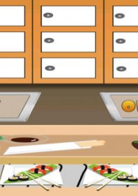 Обложка Sushi Samurai Ninja Chef XD