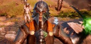 Dragon Age: Inquisition. Трейлер DLC Чужак