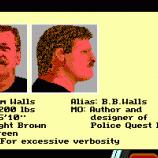 Скриншот Police Quest 2: The Vengeance