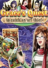 Обложка Grace's Quest: To Catch An Art Thief