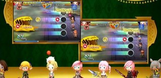Theatrhythm Final Fantasy: Curtain Call. Видео #3