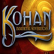 Обложка Kohan: Immortal Sovereigns