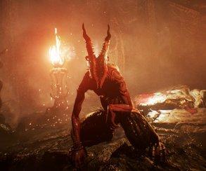 Игра про ад Agony хочет собрать на Kickstarter $66 666