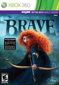 Обложка Brave: The Video Game