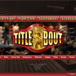 Скриншот Title Bout Championship Boxing – Изображение 5