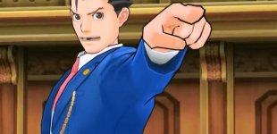 Phoenix Wright: Ace Attorney - Dual Destinies. Видео #1
