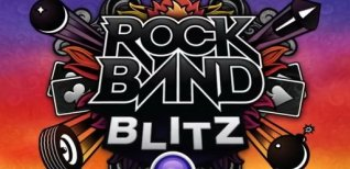 Rock Band Blitz. Видео #1