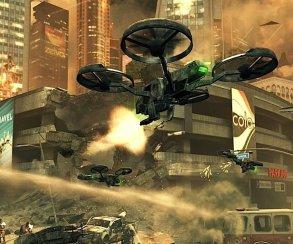 Действие Black Ops 2 развернется в будущем