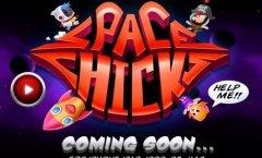 Space Chicks. Геймплейный тизер