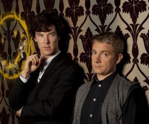 #НочьШерлока: реакция Twitter на четвертый сезон сериала