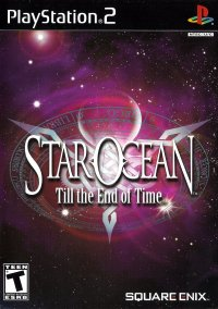 Обложка Star Ocean: Till the End of Time