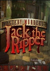 Обложка Mystery Murders: Jack the Ripper
