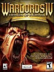 Обложка Warlords IV: Heroes of Etheria