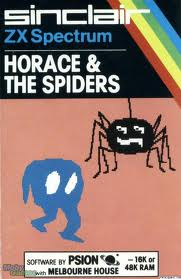 Обложка Horace And The Spiders