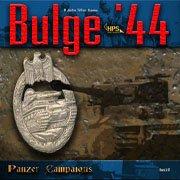 Обложка Panzer Campaigns: Bulge '44