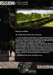 Combat Mission: Touch