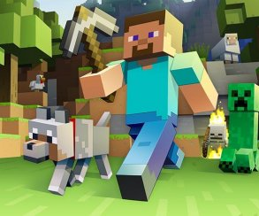 Minecraft разошлась тиражом в 100 миллионов копий