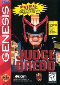 Обложка Judge Dredd