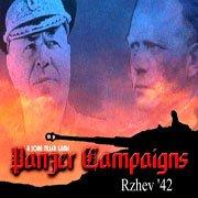 Обложка Panzer Campaigns: Rzhev '42