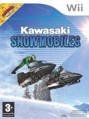 Обложка Kawasaki Snow Mobiles