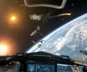 Activision реабилитировалась геймплеем COD: Infifnite Warfare