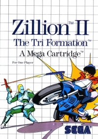 Обложка Zillion II - The Tri Formation