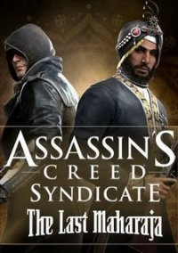 Обложка Assassin's Creed: Syndicate - The Last Maharaja