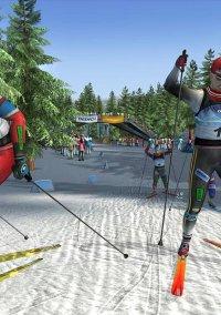Обложка RTL Biathlon 2008