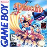 Обложка Disney: Pinocchio