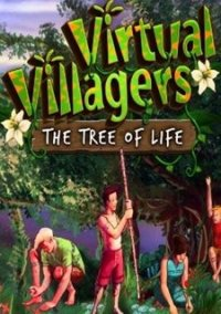 Обложка Virtual Villagers: The Tree of Life
