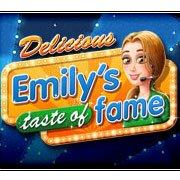 Обложка Delicious: Emilys Taste of Fame