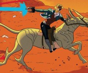Что Халк иЗвездный лорд забыли наинопланетном Диком западе?