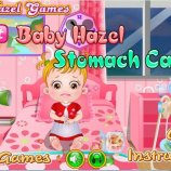 Скриншот Baby Hazel Stomach Care
