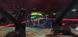 Super Stardust Ultra VR. Трейлер к выходу игры