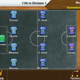 Скриншот Championship Manager: World of Football