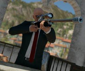 Убийство по-итальянски в новом ролике Hitman