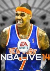 Обложка NBA Live 14