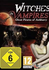 Обложка Witches & Vampires: Ghost Pirates of Ashburry