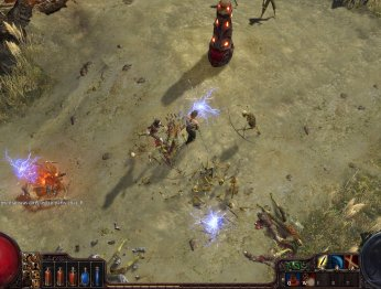 Path of Exile: впечатления от онлайн-конкурента Diablo III