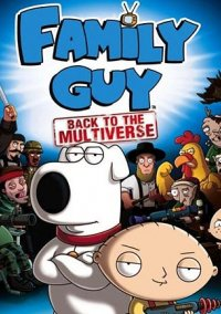 Обложка Family Guy: Back to the Multiverse