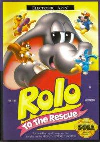 Обложка Rolo to the Rescue