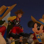 Скриншот Kingdom Hearts 2.8 Final Chapter Prologue