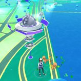 Скриншот Pokemon Go