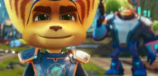 Ratchet & Clank (2016). Трейлер E3 2015