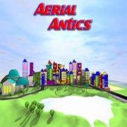 Обложка Aerial Antics