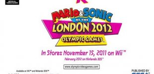 Mario & Sonic at the London 2012 Olympic Games. Видео #2