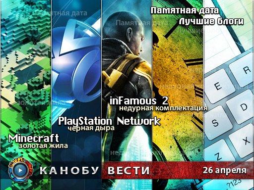 Канобу-вести (26.04.2011)