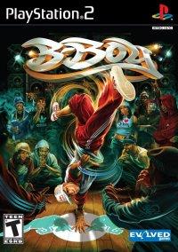 Обложка B-Boy