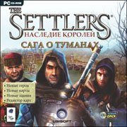 Обложка The Settlers: Heritage of Kings - Expansion Disc